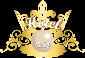 """Logo hotelu """"PERŁA"""""""